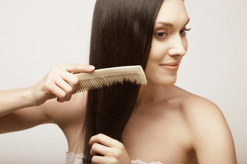 γυναίκα μαλλιά