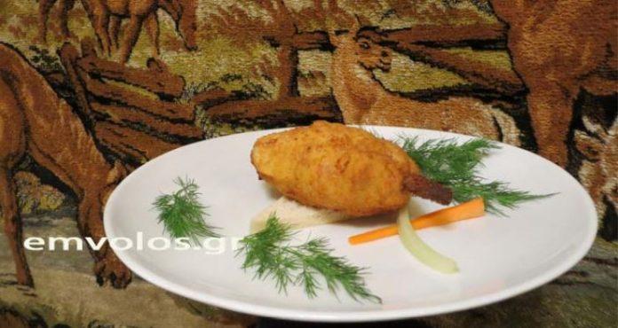 Η αυθεντική συνταγή του Κοτόπουλου Κιέβου, από το διάσημο Alexander Maltchev