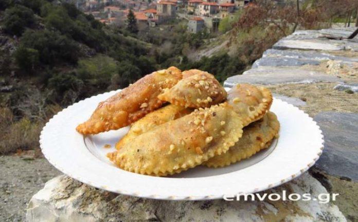 Ρoβιόλες - Γεύση γλυκιά γιορτινή και συνάμα νηστίσιμη