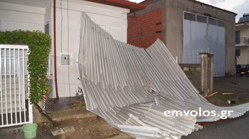DSC00394 - Εικόνες καταστροφής από την θεομηνία στα Τρίκαλα (φώτο)