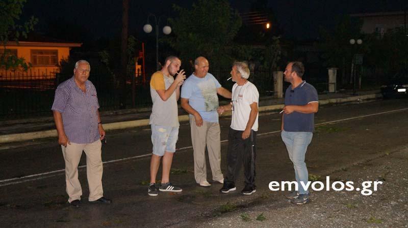 DSC00429 - Εικόνες καταστροφής από την θεομηνία στα Τρίκαλα (φώτο)