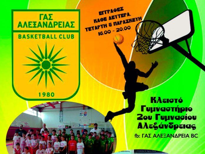 ΓΑΣ Αλεξάνδρεια Βasketball Academy