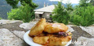 Τηγανόψωμα συνταγές για γλυκό ή τυρόπιτα