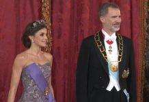 ΕΙΔΗΣΕΙΣ ΣΕ ΒΙΝΤΕΟ  Ισπανία – Βασίλισσα Λετίσια  Σικ σε δεξίωση στο Παλάτι 3296c4907a4