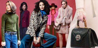 Τάσεις της μόδας: Και οι 7 είναι υπέροχες και υποδέχονται το 2019!