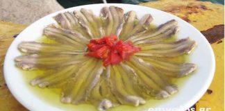 Γαυράκια μαρινάτα - Η αυθεντική συνταγή των ψαράδων