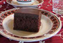 Σοκολατόπιτα Μοναστηριακή - Νηστίσιμη και ευλογημένη…