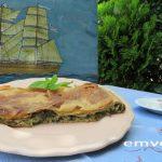 Χορτοτυρόπιτα Γαλαξιδιώτικη - H παραδοσιακή πίτα και τα μυστικά της