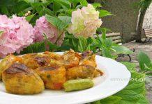 Κολοκυθοανθοί - Καλοκαιρινή αρωματική γεύση