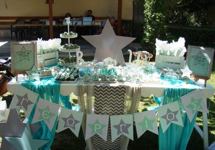 Best Wishes Αλεξάνδρεια: Βάπτιση αστέρι
