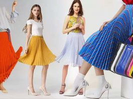 Τάση: Η πλισέ φούστα για κάθε στιλ!