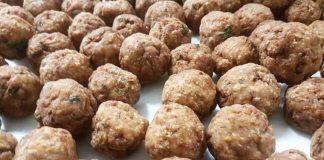 Κεφτεδάκια μαμαδίστικα της Λενιώς - Εγγυημένη γεύση νοσταλγική