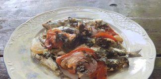 Φρέσκες Σαρδέλες φουρνιστές - Υγιεινές και νόστιμες