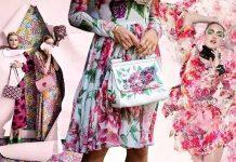Φλοράλ: Τα μπουκέτα… της μόδας
