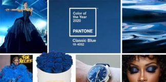 Το χρώμα της χρονιάς 2020: Classic Blue