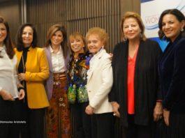 110 γυναίκες 110 φωνές 1 στόχος:Μore women - Μore growth