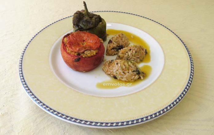 Γεμιστά του καλοκαιριού - Ένα φαγητό που ξετρελαίνει…