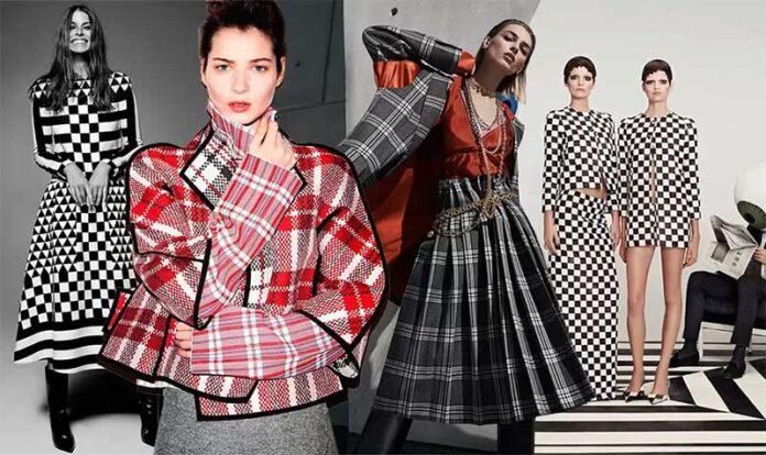Τάση μόδας φθινόπωρο 2020: Φορέστε… τη σκακιέρα και κάντε ματ!
