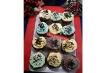 Cupcakes με βουτυρόκρεμα